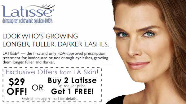 LATISSE® solution is a prescription treatment for hypotrichosis used ... Brown Eyes Iris